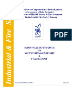 4. Safe Working at Height and Fragile Roof (SG-04)