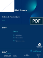 Presentacion Modelo de Calidad Humana (Version Beta)
