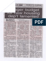 Peoples Journal, Aug. 27, 2019, Mearger budget for new housing dept lamented.pdf