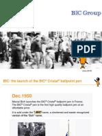 BIC Group Presentation JUNE-2018 En