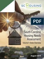 SC Needs Assessment Report