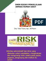 Yulia Trisna - Presentasi Manajemen Risiko