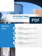 Ppt Citra True Final