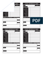 reference card fage