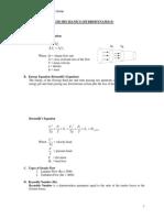 Fluid Mechanics (Hydrodynamics)