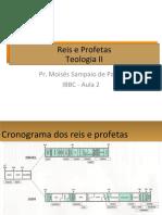 Reis e Profetas 02