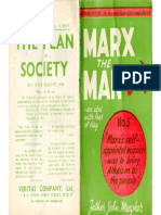 Marx, the man