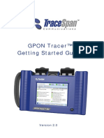 GPON Tracer User Guide