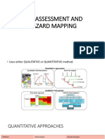 Risk Assessmentand Hazard Mapping