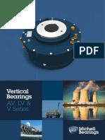 Vertical bearing