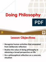 1 Doing Philosophy