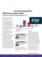 Novec 1230 vs CO2 Fact Sheet