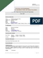 ARCT 511_Course Syllabus_F19 _IM Aug 19