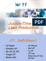 JIT and Lean Production.russel and Taylor