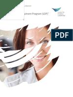 Leadership Development Program Brochure Center for Creative Leadership