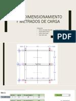 EJERCICIO DE PRENDIMENSIONAMIENTO