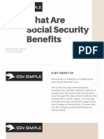 What Are Social Security Benefits