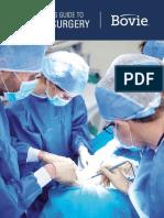 Surgeons Guide to Electrosurgery eBook Bovie