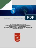GAFI Nuevas 40 Recomendaciones 2018