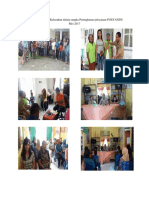 Foto Koordinasi Bersama Kelurahan Dalam Rangka Peningkatan Pelayanan POSYANDU