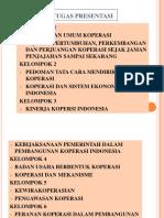 Tugas Kelompok Koperasi & Umkm