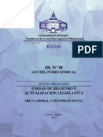 DL 38 FUERO SINDICAL.Pdf