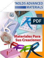 Moldes y Vaciado_Materiales para Creaciones