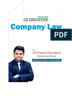 CS Executive Company Law New Syllabus (2).pdf