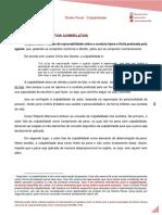 VorneCursos Direito Penal Culpabilidade
