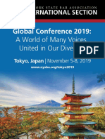 Tokyo Global Conference