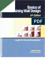Basics of Retaining Wall Design 8th Edition