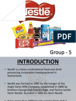 TybcomE Group 5 Nestle