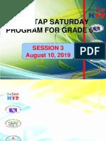 2019 Mtap Grade 6 Session 3