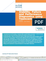Stability, Failure and Performance Diagnostics Using Teamcenter Doctor