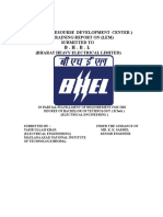 bhel lem report