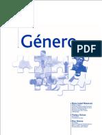 Matamala Et Al. Genero Desiguales en Salud y Enfermedad