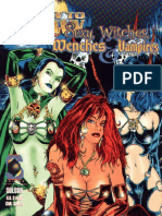 How to Draw Sexy Witches Wenches Vampires