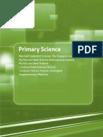 Marshall Primary Science
