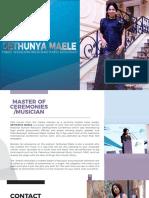 Sethunya Maele Profile