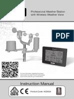 ws5029 Manual