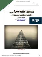 El Arte de La Soledad - El Secreto de La Autorrealización