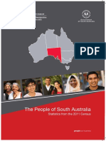 The People of South Australia Statistics From the 2011 Census