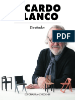 Ricardo Blanco Diseñador libro