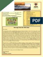 Old Stithians Newsletter April 2013