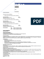 Dextrosa (Concepto de Osmolaridad)