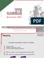 Presentation EPPM EPC Francais ( Aout 2019)