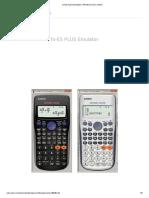 fx-ES PLUS Emulator .pdf