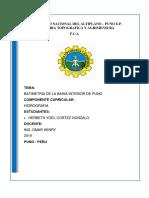 LEVANTAMIENTO BATIMETRICO BAHIA INTERIOR PUNO