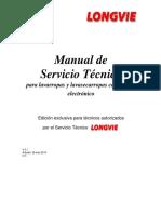 longvie candy Manual de Servicio Técnico