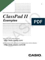 Casio Fx Cp400 Livret Exemples
